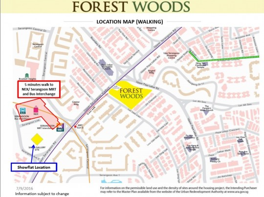 forest-woods-location-map